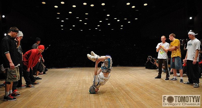 XI Ogólnopolskie Mistrzostwa Break Dance i Electric Boogie Chełm