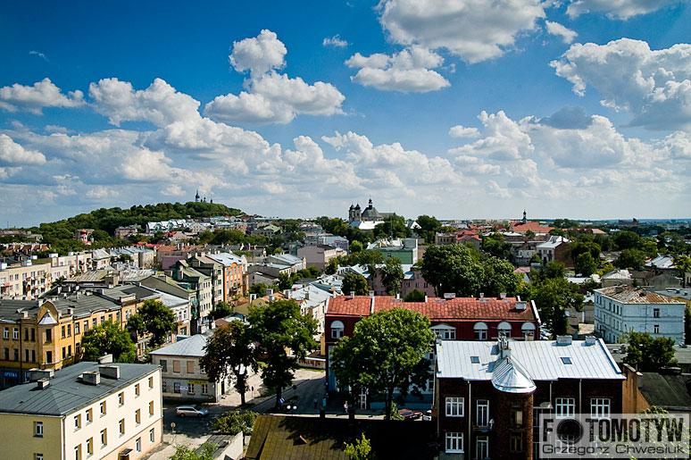 panorama Chełma