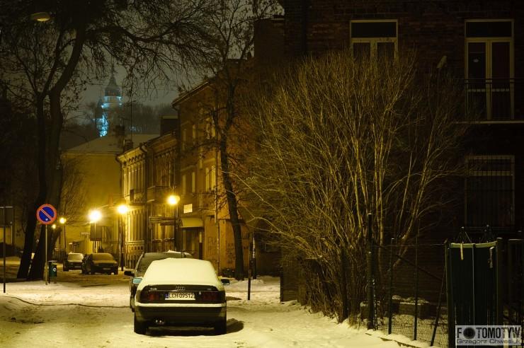 zima w Chełmie zdjęcie